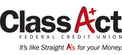 Class Act Federal Credit Union logo