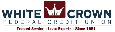 White Crown FCU logo